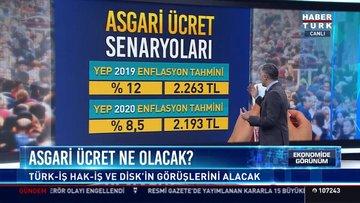 Asgari ücret 2020 ne kadar olacak? Asgari ücret için gelen son teklif ne?