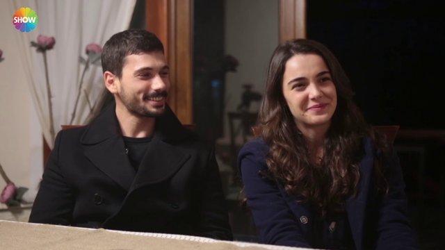 Hafsanur Sancaktutan ve Deniz Can Aktaş ile keyifli röportaj!