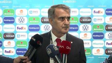 Şenol Güneş, EURO 2020 kura sonuçlarını değerlendirdi