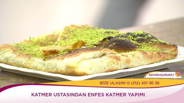 Antep Usulü Katmer
