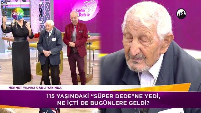 115 yaşındaki