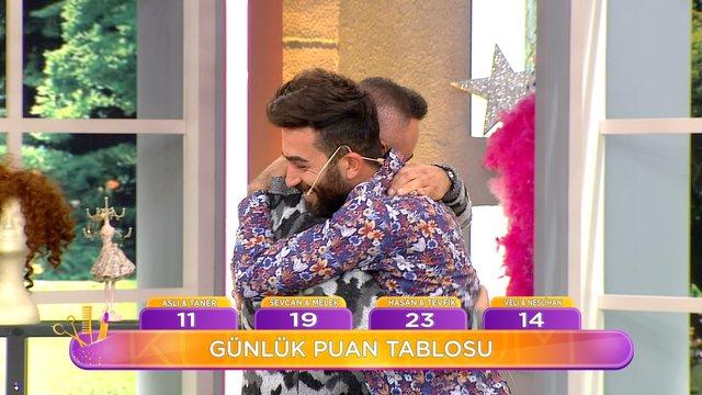 Hasan ve Tevfik ilk kez gün birincisi oluyor!