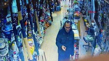 Ceren'in katilinin, cinayet öncesi zıpkın araması kamerada