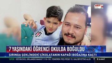 7 yaşındaki öğrenci okulda boğuldu