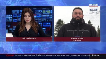 Uludağ'da kaybolan iki kişiyi arama çalışmaları 10. gününde sürüyor