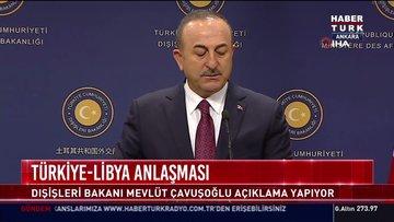 Türkiye-Libya anlaşması