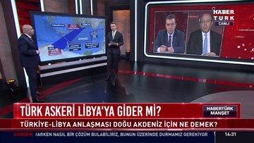 Türk askeri Libya'ya gider mi?