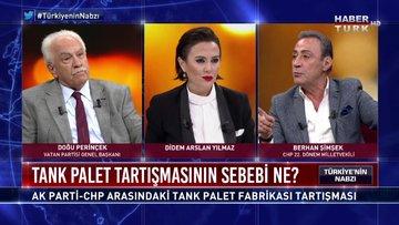 Türkiye'nin Nabzı - 11 Aralık 2019 (Tank palet tartışmasının sebebi ne?)
