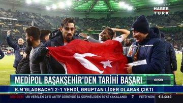 Medipol Başakşehir'den tarihi başarı