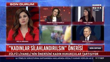 Hukukçular, Livaneli'nin 'Kadınlar silahlandırılsın' önerisini değerlendirdi
