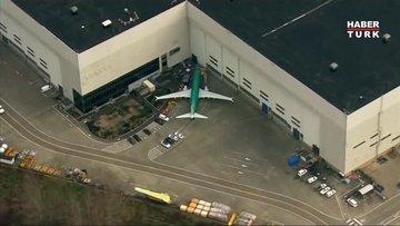 Boeing 737 MAX üretimini durduruyor