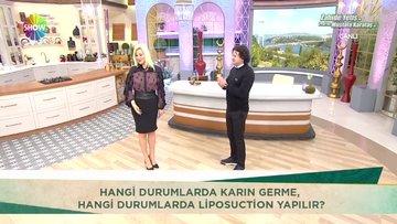 Karın germe ile liposuction arasındaki farklar nelerdir?