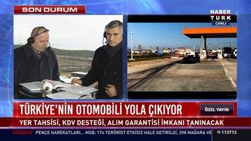 Türkiye'nin otomobili yola çıkıyor