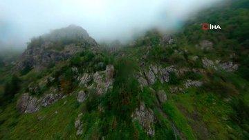 Özel yapım drone ile 1 yıl boyunca Türkiye'nin doğal güzelliklerini görüntüledi