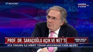 Açık ve Net - 28 Aralık 2019 (Prof. Dr. İbrahim Adnan Saraçoğlu)