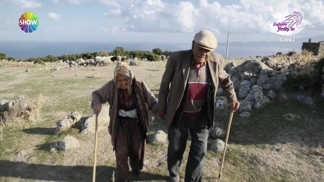 61 yıldır evli olan Kavas çiftinin uzun yaşamlarının ve evliliklerinin sırrı ne?