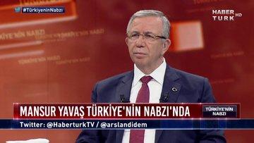 Türkiye'nin Nabzı - 30 Aralık 2019 (Ankara Büyükşehir Belediye Başkanı Mansur Yavaş)
