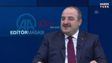 Bakan Varank: Bu sene içinde marka belirlenmiş olacak