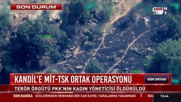 Kandl'e MİT-TSK ortak operasyonu