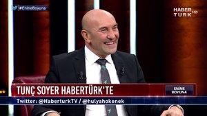 Enine Boyuna - 10 Ocak 2020 (İzmir Büyükşehir Belediye Başkanı Tunç Soyer)