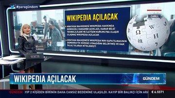 Wikipedia ne zaman açılacak? Wikipedia açıldı mı?