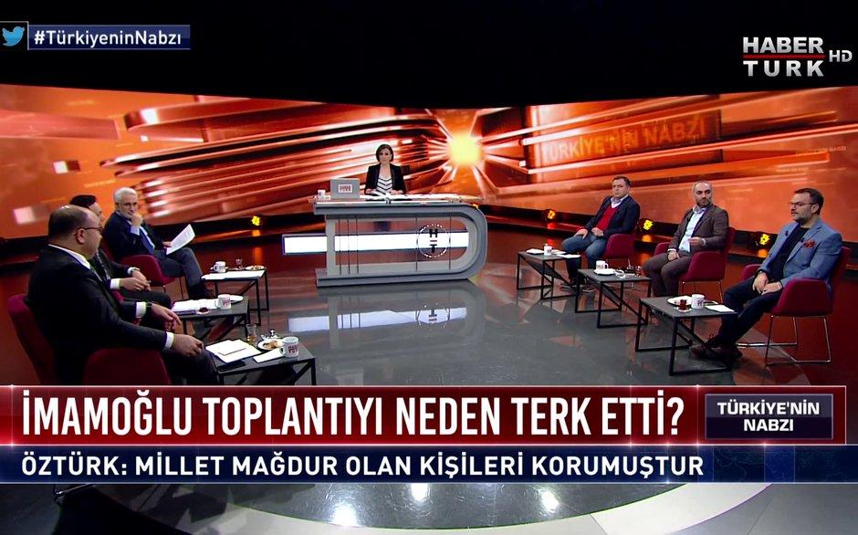 Türkiye'nin Nabzı - 15 Ocak 2020 (Ekrem İmamoğlu toplantıyı neden terk etti?)