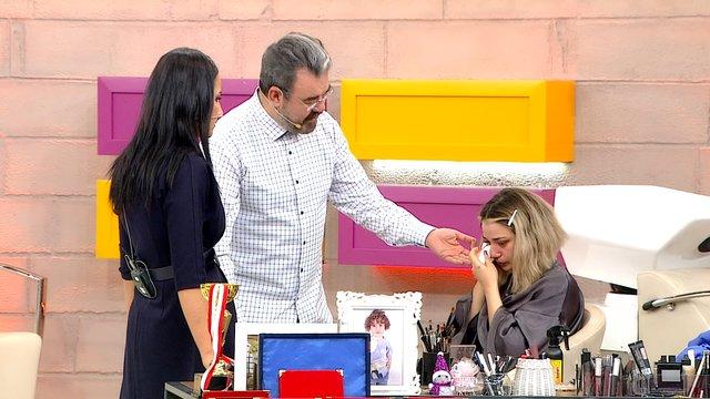 Özlem'in modeli ağlatması, Zeynep'e zor anlar yaşattı!