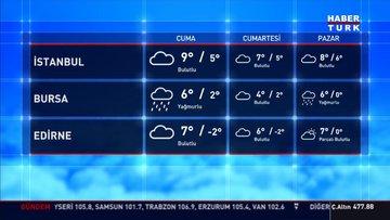 Meteoroloji'den iki bölge için önemli uyarı