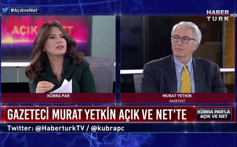 Açık ve Net - 17 Ocak 2020 (Gazeteci Murat Yetkin)