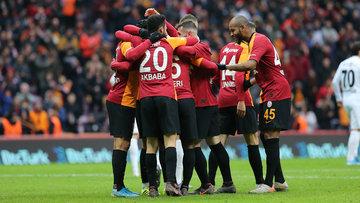 Galatasaray: 2 - Denizlispor: 1 | MAÇ SONUCU ve MAÇ ÖZETİ