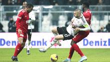 Beşiktaş: 1 - Sivasspor: 2 | MAÇ SONUCU ve MAÇ ÖZETİ