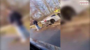 Sergio Romero trafik kazası yaptı!