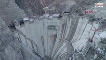 Bakan Pakdemirli: Yusufeli Barajı'nda 175 metre yüksekliğe ulaşıldı