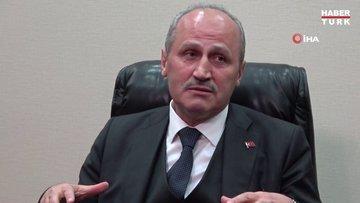 Ulaştırma  Bakanı Turhan'dan Kırıkkalelilere hızlı tren müjdesi