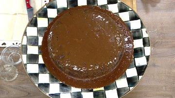 Çikolata soslu ıslak kek tarifi