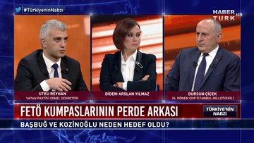 Türkiye'nin Nabzı - 22 Ocak 2020 (FETÖ kumpaslarının perde arkası)