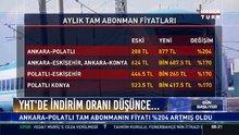 Yüksek Hızlı Tren bilet fiyatları ne kadar? YHT bilet fiyatları!