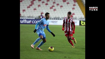 Sivasspor: 1 - Çaykur Rizespor: 1 | MAÇ SONUCU