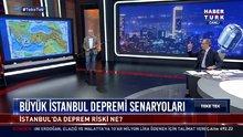 Bilim insanları Habertürk'te depremi tartışıyor