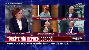 Türkiye'nin Nabzı - 27 Ocak 2020 (Türkiye'nin deprem fay hattı haritasında neler var?)