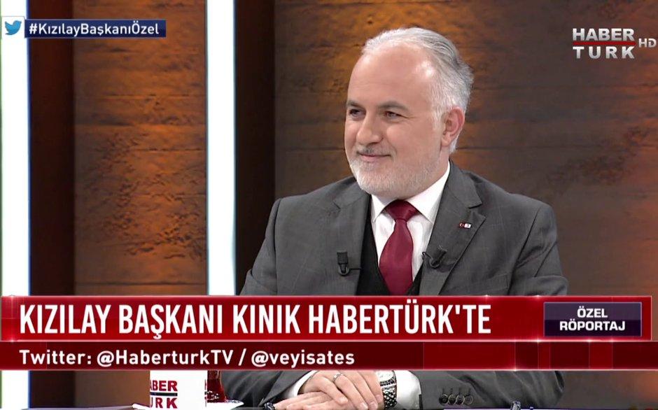 Özel Röportaj - 29 Ocak 2020 (Kızılay Genel Başkanı Kerem Kınık)