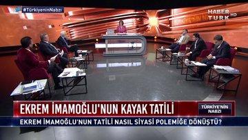 Türkiye'nin Nabzı - 29 Ocak 2020 (Ekrem İmamoğlu'nun kayak tatili neden gündemde?)