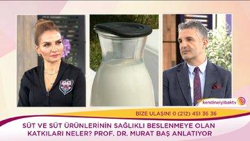 Süt ve süt ürünleri tüketirken nelere dikkat edilmeli?
