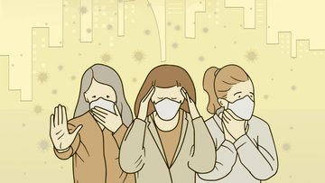 Maske üretimi yoğunlaştı