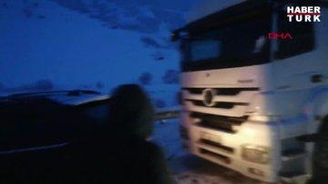 Doğu'da kar esareti 2 bin 25 köy yolu kapandı
