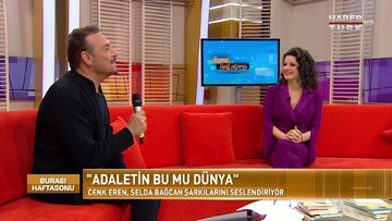 Burası Haftasonu - 1 Şubat 2020 (Cenk Eren, Pınar Erbaş)