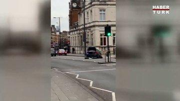 Londra'da bıçaklı terör saldırısı!