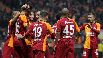 Galatasaray: 4 - Kayserispor: 1 | MAÇ SONUCU
