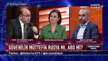 Türkiye'nin Nabzı - 3 Şubat 2020 (İdlib düğümü nasıl çözülecek; güvenilir müttefik Rusya mı ABD mi?)