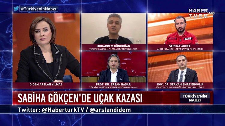 Türkiye'nin Nabzı - 5 Şubat 2020 (Sabiha Gökçen'de uçak kazası ve Van'da çifte çığ felaketi)
